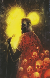 Dying is Easy #1 Ben Templesmith variant