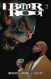 Bitter Root #5 cover B Oliver