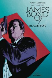 James Bond: Black Box #3 Cover B Zircher
