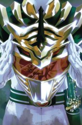 Mighty Morphin Power Rangers #52 Montes Foil Variant