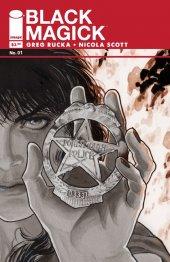 Black Magick #1 Original Cover