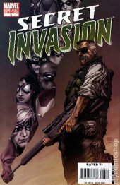Secret Invasion #3 3B