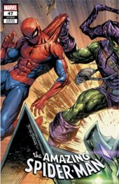 The Amazing Spider-Man #47 Tyler Kirkham Connecting Variant A