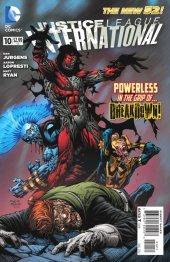 Justice League International #10