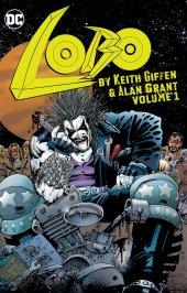 lobo by keith giffen & alan grant vol. 1 tp