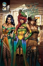 The Legend of Oz: The Wicked West #5 Cover B Wichmann