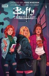 Buffy the Vampire Slayer #1 1:25 Bartel Cover