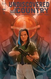 Undiscovered Country #5 Cover B Noto