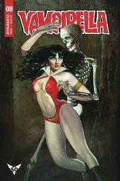 Vampirella #8 Cover F Dalton