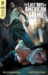 The Last Days of American Crime #2 Variant