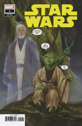 Star Wars #1 Phil Noto's Party Variant