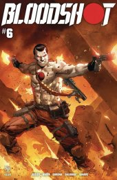 Bloodshot #6 Cover B Cass