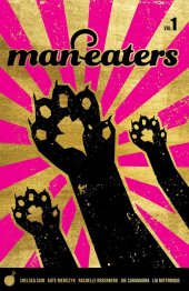 Man-Eaters Vol. 1 TP Independent Bookstore Day Exclusive Signed Gold Variant