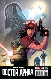 Star Wars: Doctor Aphra #1 Jamie McKelvie Variant