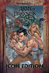 Death To Army The Of Darkness #1 1:60 Campbell Icon Cover