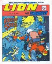 Lion #March 16th, 1974