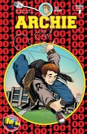 Archie #1 Foreman Variant