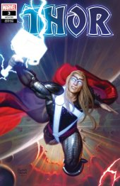 Thor #3 1:25 Ryan Brown Variant