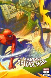 The Amazing Spider-Man #1 Alex Ross Variant B