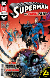 Superman #14 2nd Printing