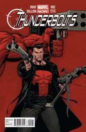 Thunderbolts #2 Tan Variant