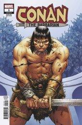 Conan the Barbarian #1 John Cassaday Variant