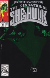 The Sensational She-Hulk #50