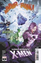 Uncanny X-Men #5 2nd Printing Silva Variant