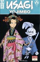 Usagi Yojimbo #2 Corrected Edition