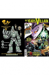 Year of the Villain #1 Pop Comics Variant