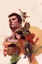 Justice League #1 Ben Oliver Variant C
