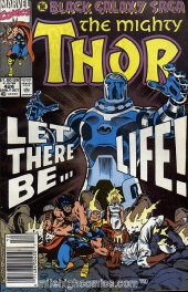 The Mighty Thor #424 Newsstand Edition