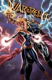 War of the Realms #1 J SCOTT CAMPBELL (HELMETS) FAN EXPO COVER