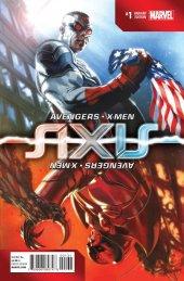 Avengers & X-Men: Axis #1 Inversion Variant