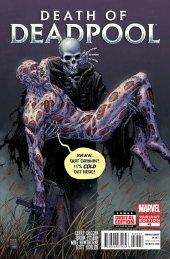 Deadpool #45 Moore Death of Deadpool Variant