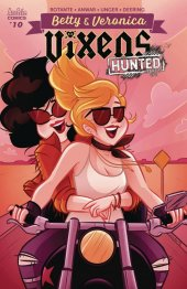 Betty & Veronica: Vixens #10 Cover C Genevieve Ft
