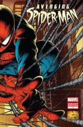 Avenging Spider-Man #1 Quesada Variant