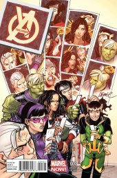 Young Avengers #4 Lafuente Variant