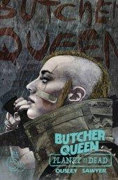 Butcher Queen: Planet Of The Dead #1 Cover B Bradstreet