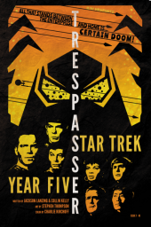 Star Trek: Year Five #7 1:10 Incentive Variant