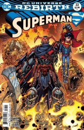 Superman #33 Variant Edition