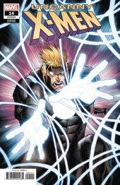 Uncanny X-Men #14 Sandoval Character Variant
