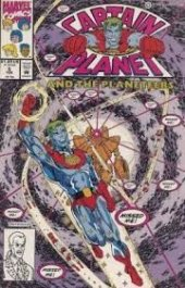 Captain Planet and the Planeteers #5