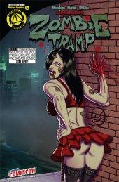 Zombie Tramp #1 New York Comic Con Variant