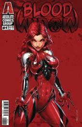 Blood Widow #1