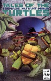 Tales of the Teenage Mutant Ninja Turtles #6
