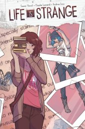 Life Is Strange: Partners In Time #2 Cover D Zanfardino
