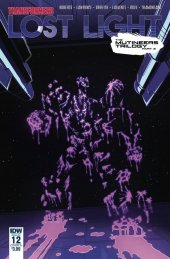 Transformers: Lost Light #12 Cover B