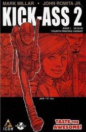 Kick-Ass 2 #1 4th Printing