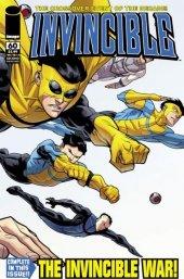 Invincible #60 Second Print